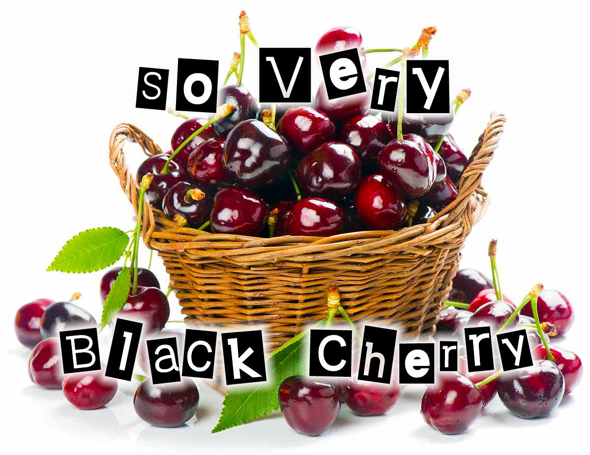 So Very Black Cherry