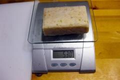 weighed