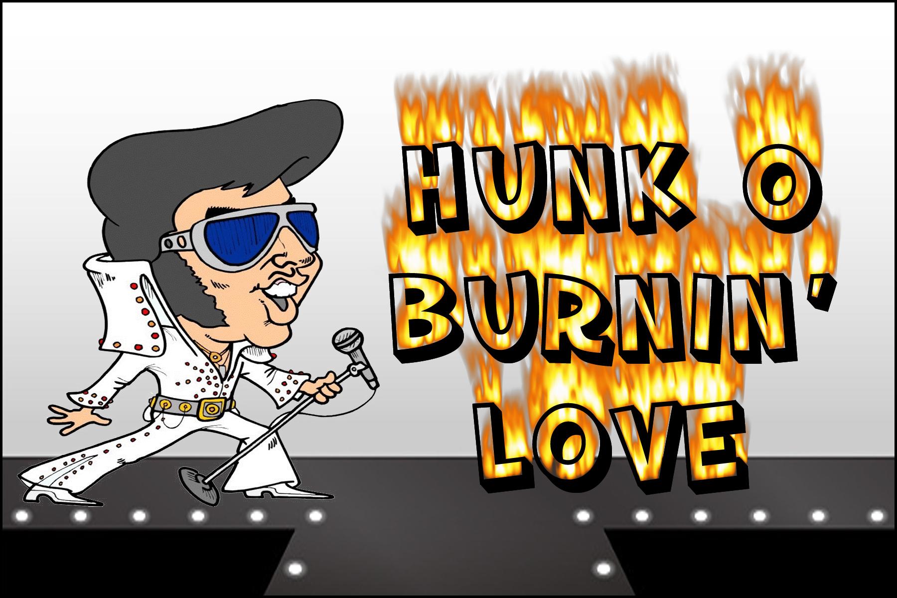 Hunk o Burnin' Love